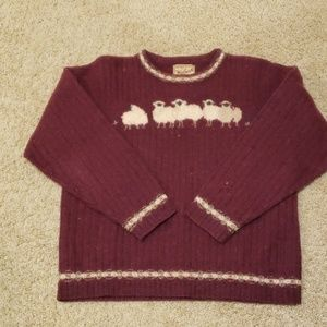 Woolrich wool sweater size s